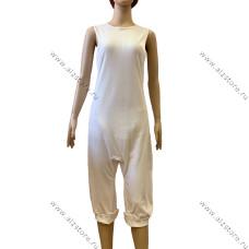 Боди без рукавов для лежачих больных