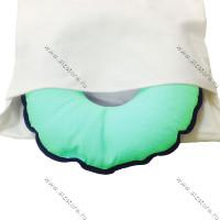 Подкладной круг под копчик из ткани (на вес от 70 до 150 кг)
