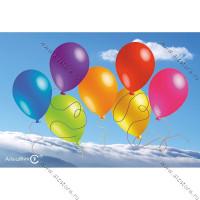 Пазл Воздушные шарики