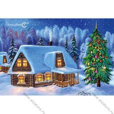 Пазл Зимние праздники