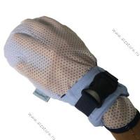 Фиксирующая перчатка с разделителями пальцев