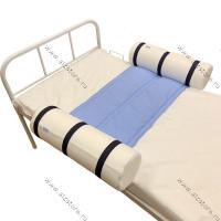 Мягкие съемные бортики на кровать