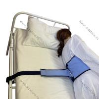 Фиксирующий пояс от падения с кровати
