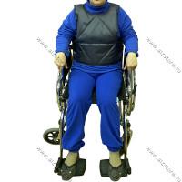 Жилет для инвалидной коляски